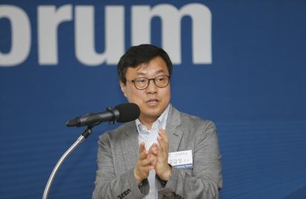 김갑성 연세대학교 도시공학과 교수, 김도연 총장 초청으로 특별강연
