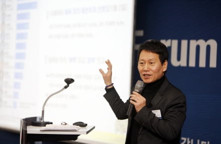 문화일보 허민 선임기자 초청 특별강연