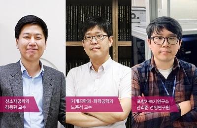 POSTECH 연구자 3人, 한국광학회 '라이징 스타'로 뜨다